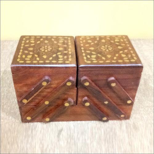 Handicraft Sheesham Wood Sliding Box