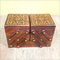 Handicraft Sheesham Wood Sliding Box