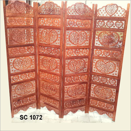 Sheesham Wood Screen