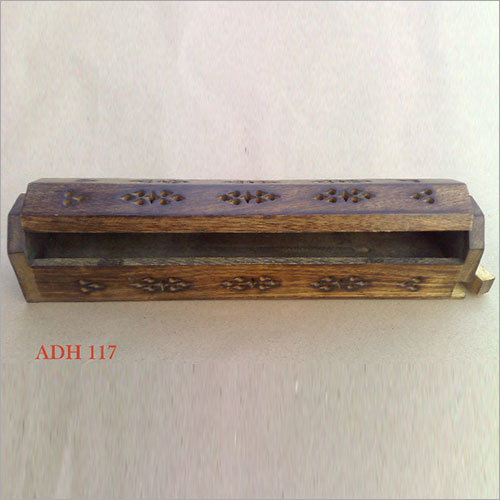 Mango Wood Incense Box