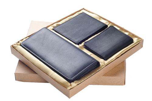 Dd Leather Gift Set