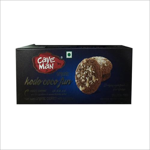 Cake Man Organic Cookies