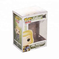 Wholesale 4'' or 6'' Funko Pop Toys packagingl Protectors PET Box