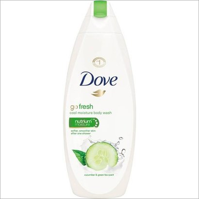 Dove Body Wash Raw Material Age Group: Women