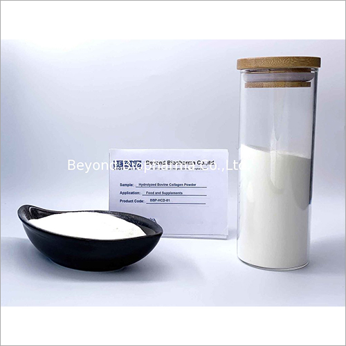 Hydrolyzed Fish Collagen Powder