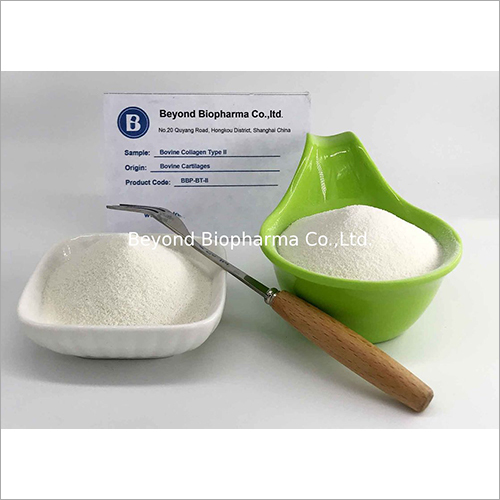 Bovine Type ii Collagen Powder