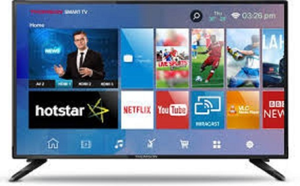 Smart Android UHD LED TV