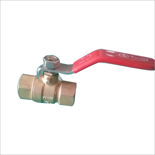 1-2 Inch Brass Ball Valves