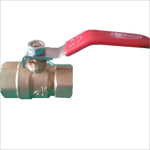 3-4 Inch Brass Ball Valves