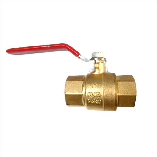 1 Inch Heavy Brass Ball Valve
