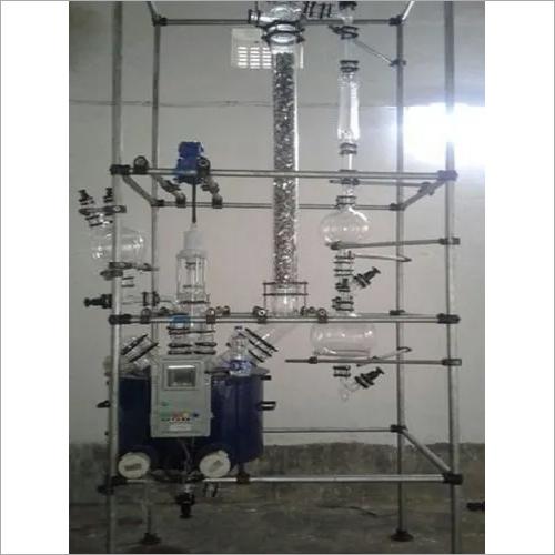 Reflux Reaction Cum Distillation System