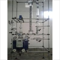 Reflux Reaction Cum Distillation System