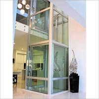 Glass Structure Lift