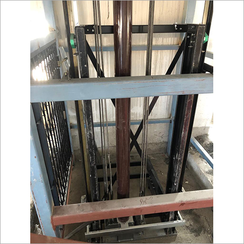 Metal hydraulic  Lift