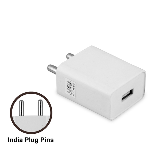 2.4amp charger single port charger