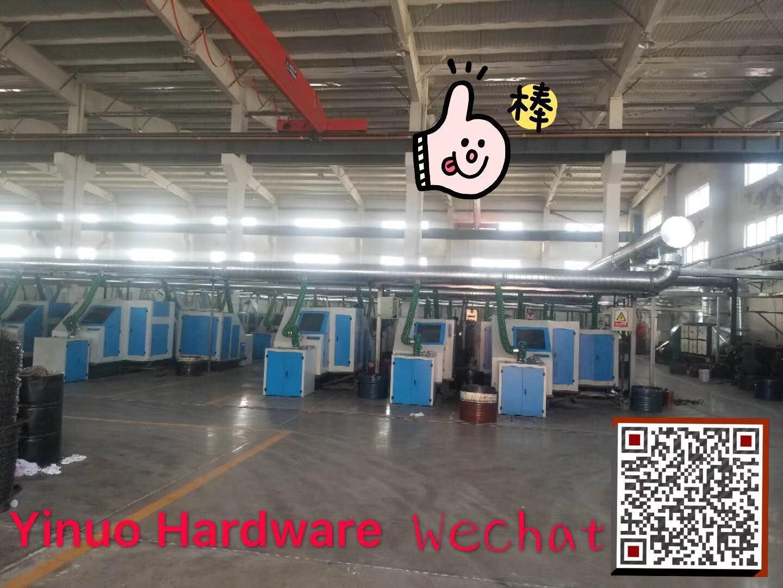 Tianjin China Manufacturer C1022A Carbon Steel Fine / Coarse Thread  Black Gypsum Drywall Screw