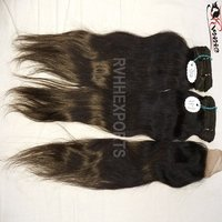 Virgin Remy Weft Peruvian Human Hair Wholesale 9a Grade Real Hair