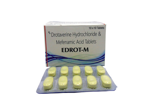 Mefenamic Acid and Drotaverine Tablets