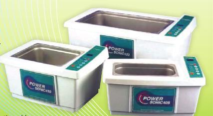 Bench-Top Ultrasonic Cleaner