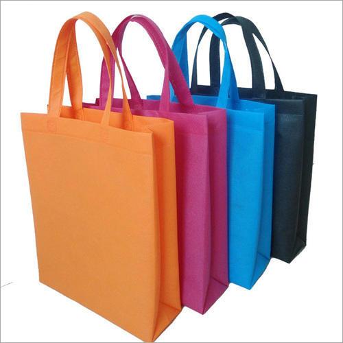 PP Non Woven Handle Bags