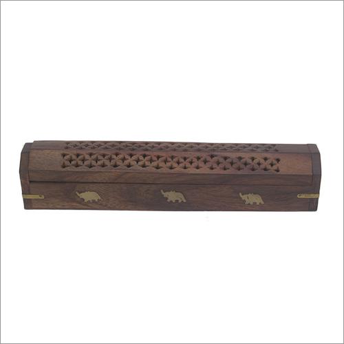 Wood Wooden Agarbatti Holder