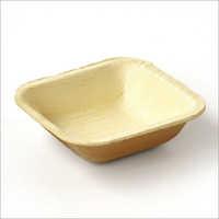 Areca Square Bowl