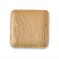 Disposable Areca Square Plate
