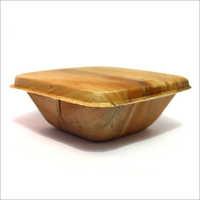 Areca Leaf square Food Container