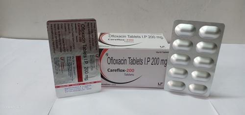 CAREFLOX-200 TABLETS