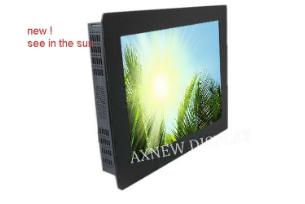 "Rack Mount 12.1"" Sunlight Readable LCD Monitor , 800X600 Eco Friendly Monitors"