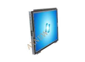 24V 400nits Industrial LCD Touch Screen Monitor 15 Inch , R232 Touch Interface