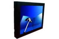 "Industrial XGA 15 "" Anti-vandal LCD Monitor with DDC"