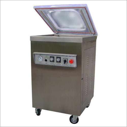 Horizontal Vacuum Chamber Machine
