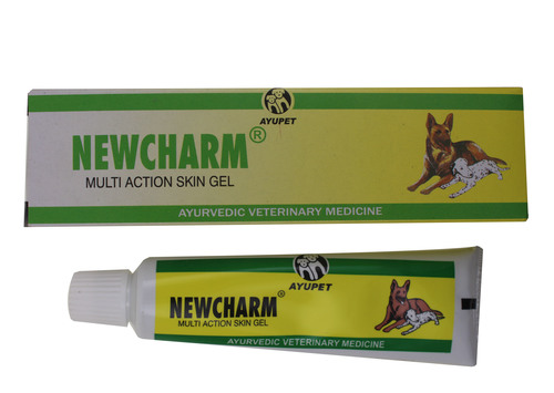 New Charm Ointment  25g-Ayurvedic