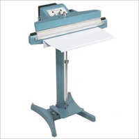 Pedal Sealer Machine