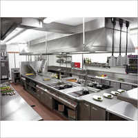 Modular Kitchen Fixing Services