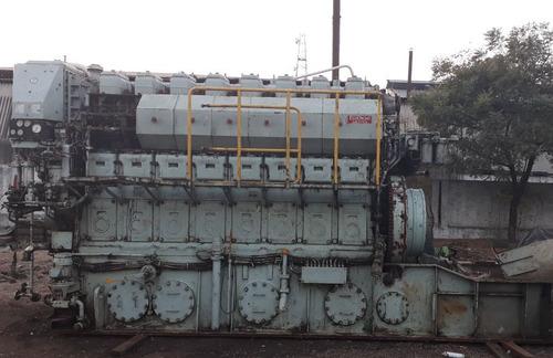 Marine Machinery and spares