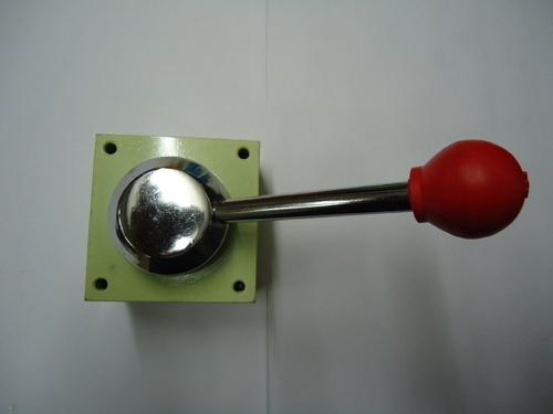 disc rotor valve