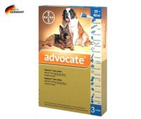 Advocate 4ml For Dog Imidaclopride 400mg Moxidectin
