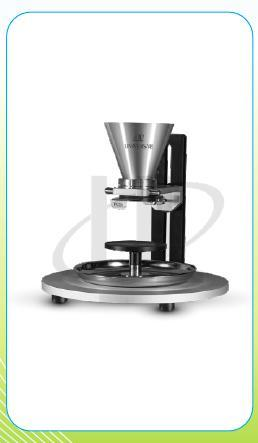 Manual Powder Flow Tester