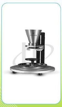 Manual Powder Flow Tester
