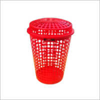 Plastic Capsule Laundry Basket
