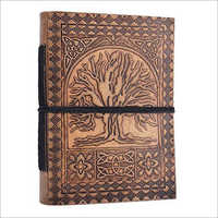 Antique Pure Leather Diary