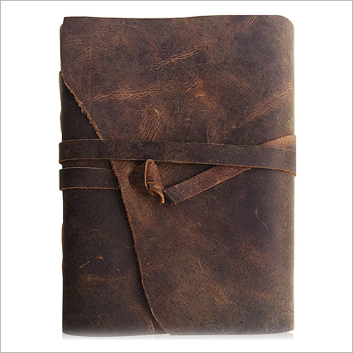 Pure Leather Journal Diary