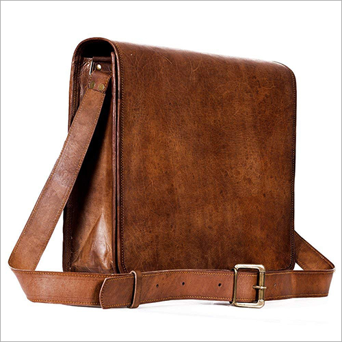 15.6 Inch Laptop Leather Bag