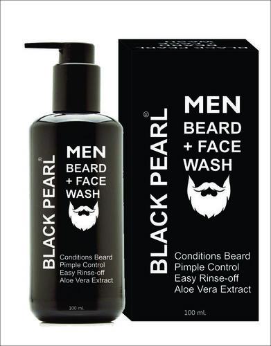 BEARD + FACE WASH