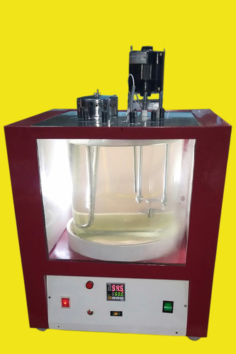 Kinematic Viscometer Bath  6 Test Provision