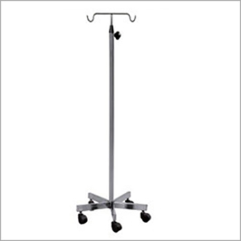 I-V Stand Stainless Steel