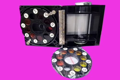 Color Comparator Box