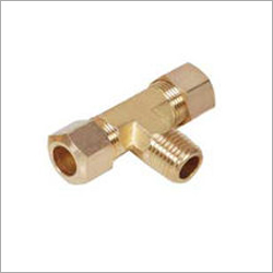 Brass Male Elbow Connector